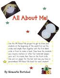 All About Me Personalized Flip Book