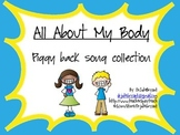 All About My Body Piggy Back Song Collection