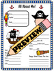 Talk Like A Pirate Day Activities (All About Me Pirate Theme)