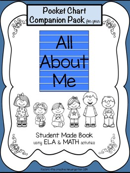 All About Me {Pocket Chart Companion Pack}