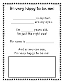 All About Me Poem