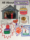 All About Me Posters (Back to School)