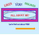 All About Me PowerPoint Lesson
