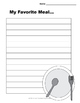 All About Me: Printable Writing Pages (5)