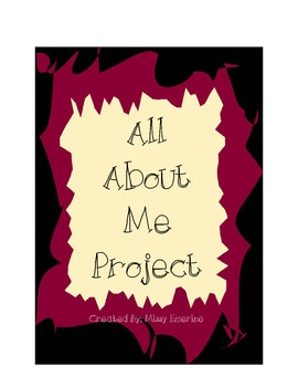 All About Me Project