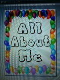 All About Me Project for any Grade