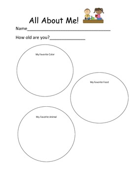 All About Me Quick Reference