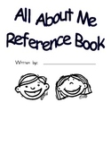 All About Me Reference Materials Table of Contents Dictionary Encyclopedia Atlas
