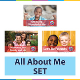 All About Me SET Gr. K-1