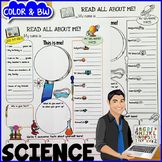Science All About Me Poster
