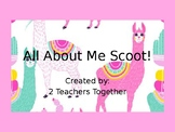 All About Me Scoot