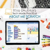 All About Me Scratch