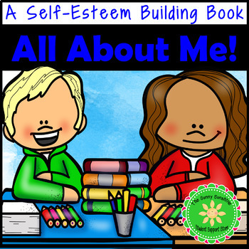 Back To School All About Me Self-Esteem Book