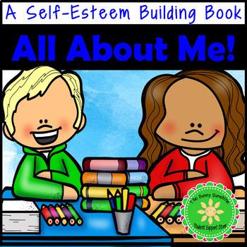 All About Me Self-Esteem Book