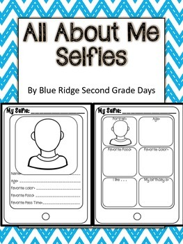 All About Me Selfie