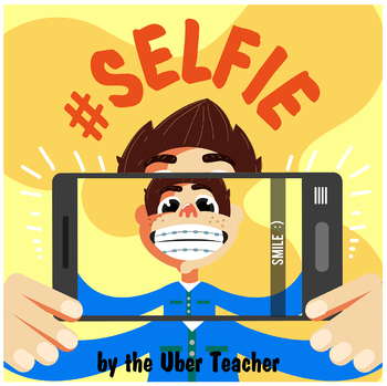 About Me - Selfie {Back To School}