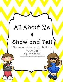 All About Me & Show and Tell