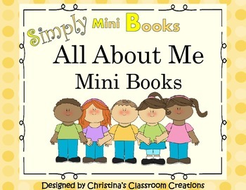 All About Me: Simply Mini Books