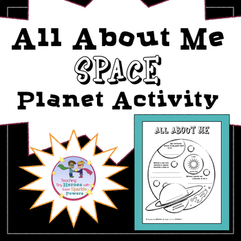 All About Me, Space Theme