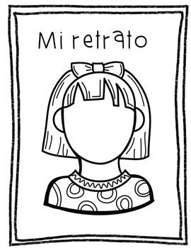 All About Me Spanish- Todo Sobre Mi