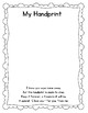 All About Me: August Memory Book in Kindergarten