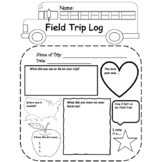 All About Me Student Newspaper Template