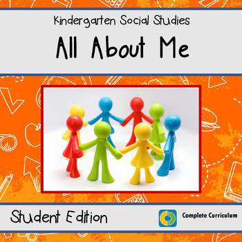 All About Me – Student and Teacher Edition