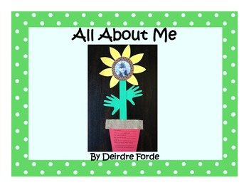 All About Me Sunflower