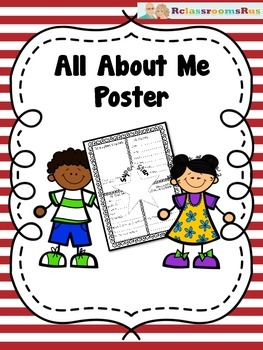 All About Me -Poster