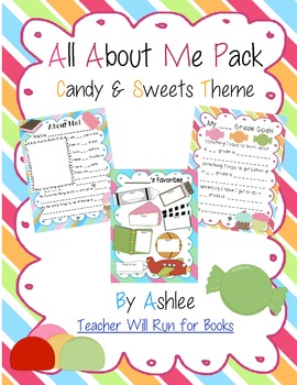 All About Me Sweets Theme