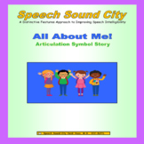 All About Me!-Symbol Story by Speech Sound City