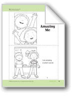 All About Me: Take-Home Book