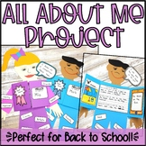 All About Me Take Home Project