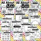 All About Me Mini Books {English and Spanish}