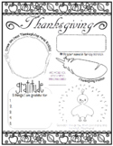 All About Thanksgiving Poster