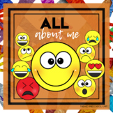 All About Me Themed Preschool Lesson Plans (one week curriculum)