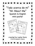 All About Me - Todo acerca de mi Mini-Poster