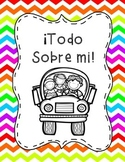 All About Me, Todo sobre mi (Dual Language)