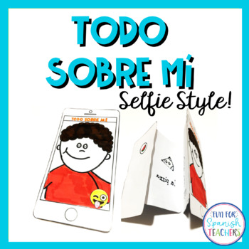 All About Me - Todos Sobre Mí {Selfie Style}