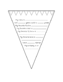 All About Me Triangle