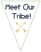 All About Me - Tribe Banner