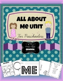 All About Me Unit for Preschoolers