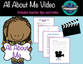All About Me Video