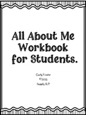 All About Me Workbook- Basic Life Skill