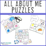 All About Me Worksheet | First Day of School Activities |