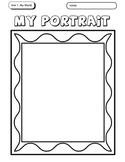 All About Me Worksheet Packet