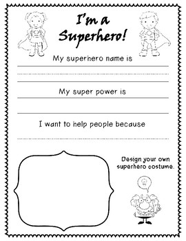 All About Me Worksheets Writing and Drawing British English