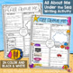 All About Me Writing Activity with Under the Sea Theme