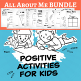 All About Me Social-Emotional Learning Prompt or Conversat