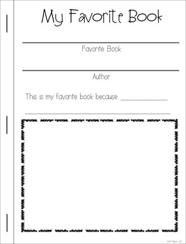 All About Me & You {Back to School Student & Teacher Book}
